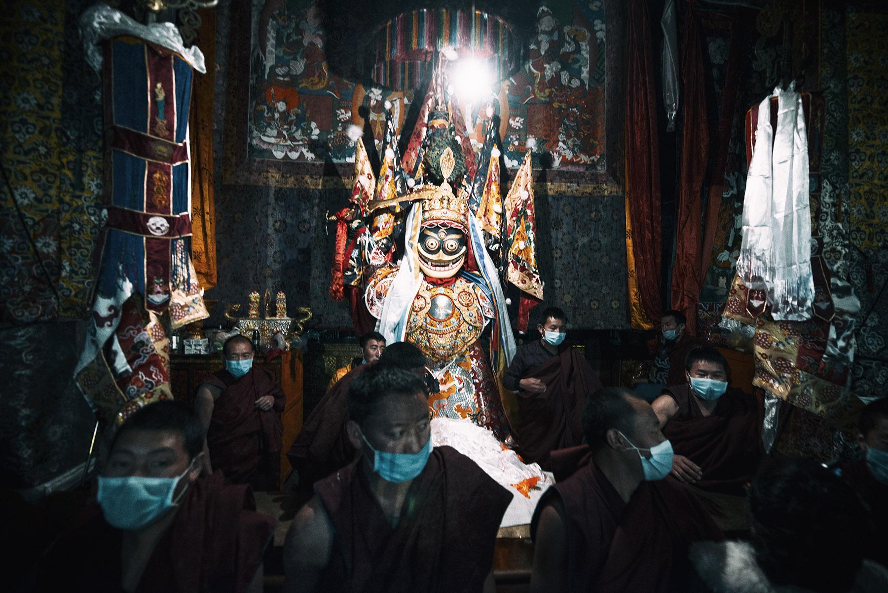 Palden Lhamo Festival, Lhasa