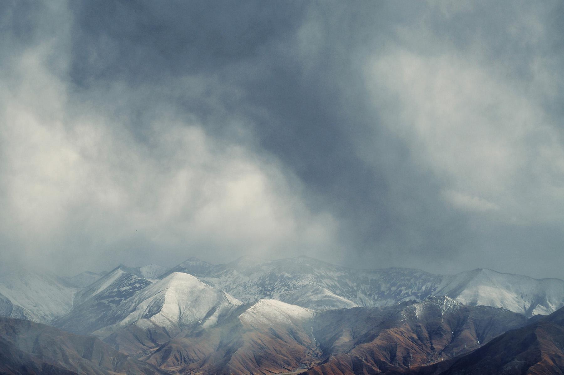 Stormy Clouds near Sera, Lhasa