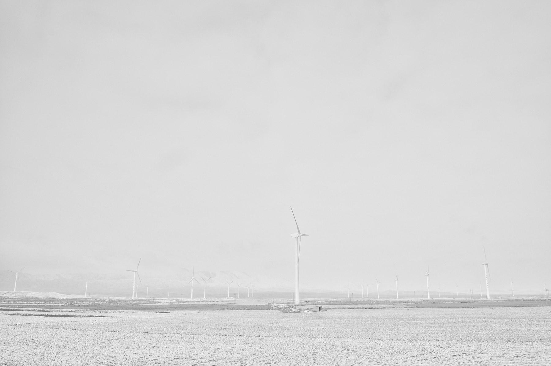 Turbines, Tibet