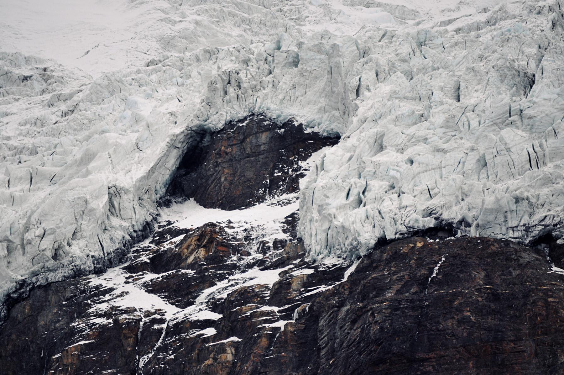 Ice, Tibet