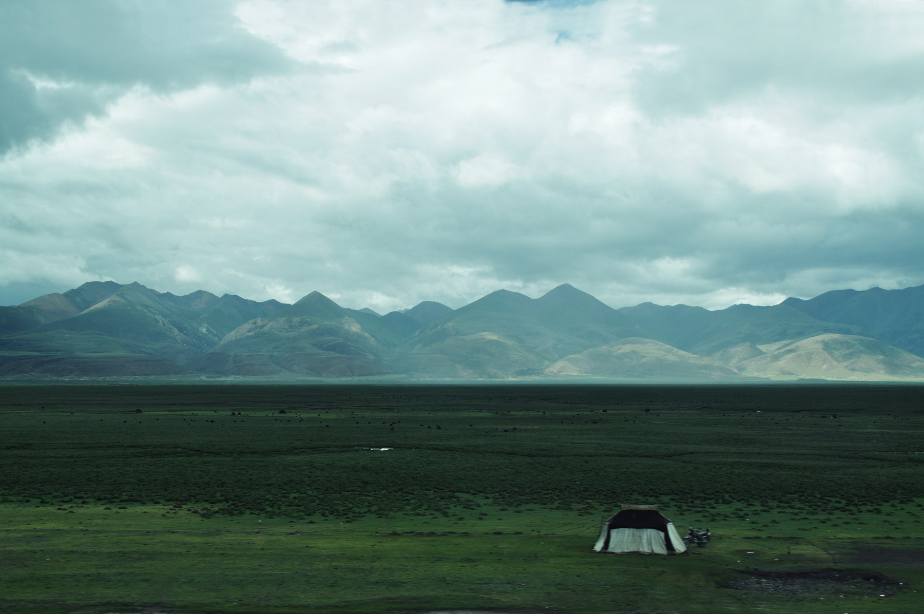 Nomad Tent, Tibet