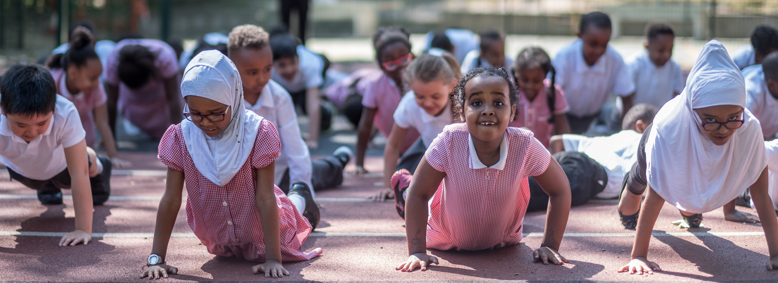 Yasmin Miller- Team GB Athlete visits Cardwell Primary School