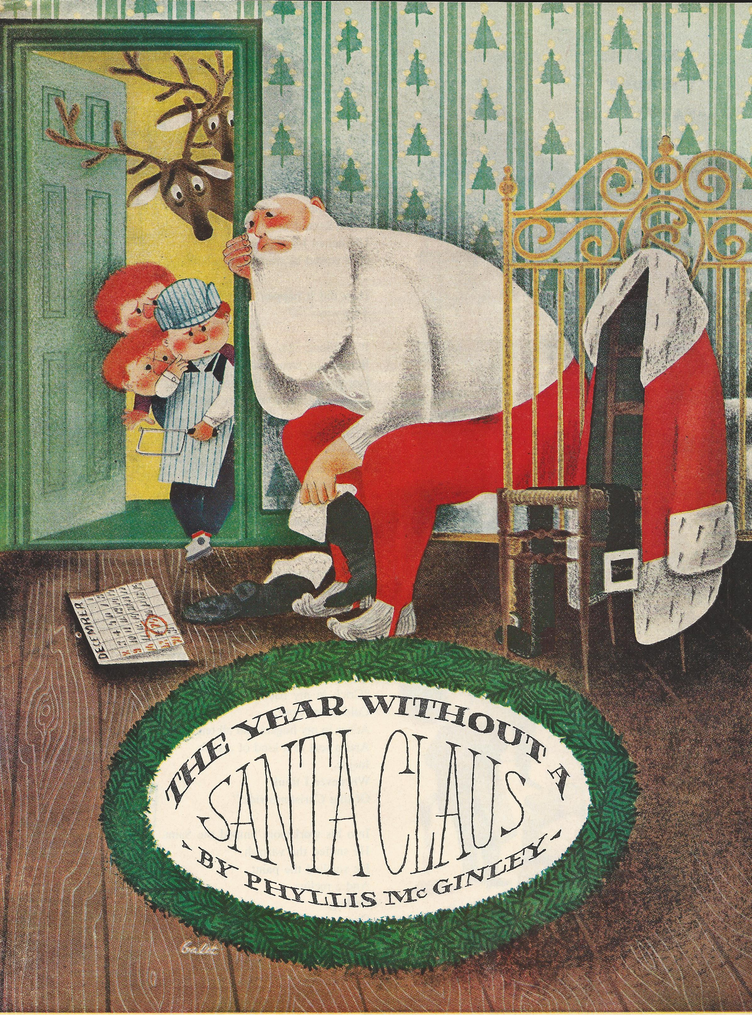 Year Without A Santa, Good Housekeeping, Dec. 1956