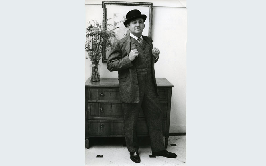 Jan Balet. 1962. Photo by Kathryn Abbe.