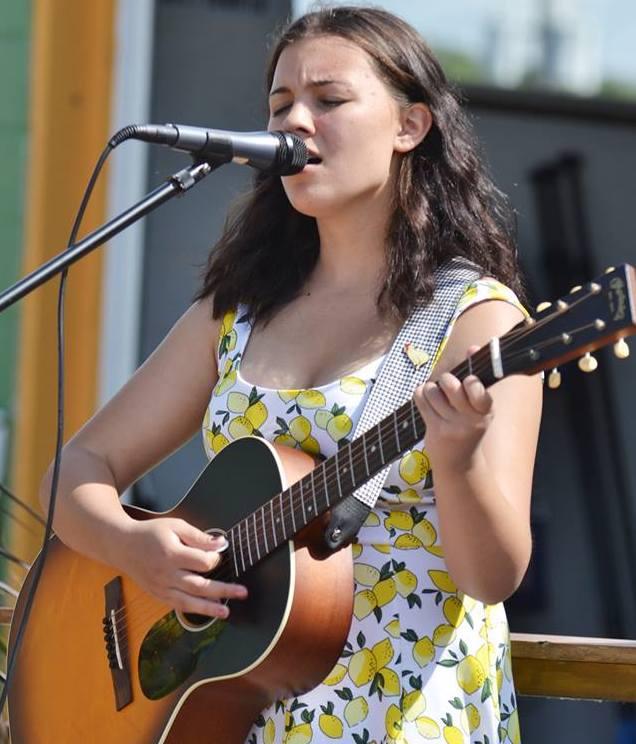 PAK's Backyard Live Music - Emma Guzman