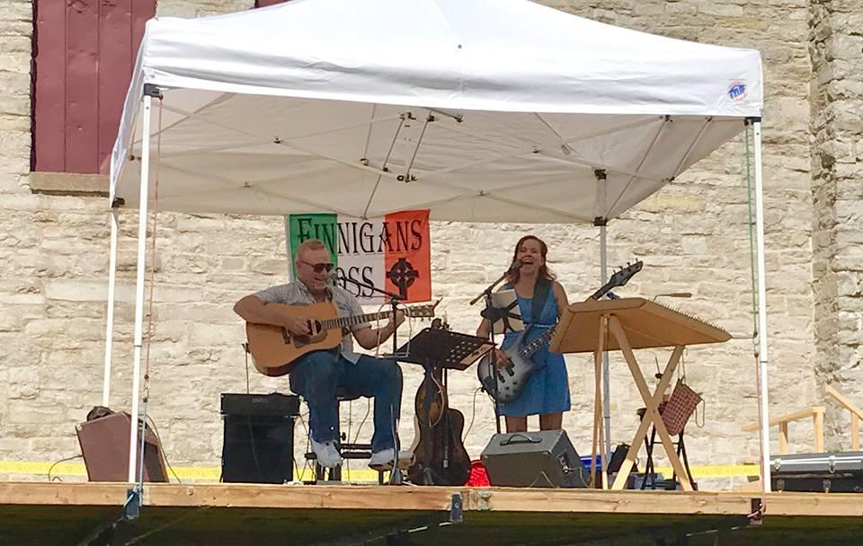 Live on Stage Port Austin Farmers Market