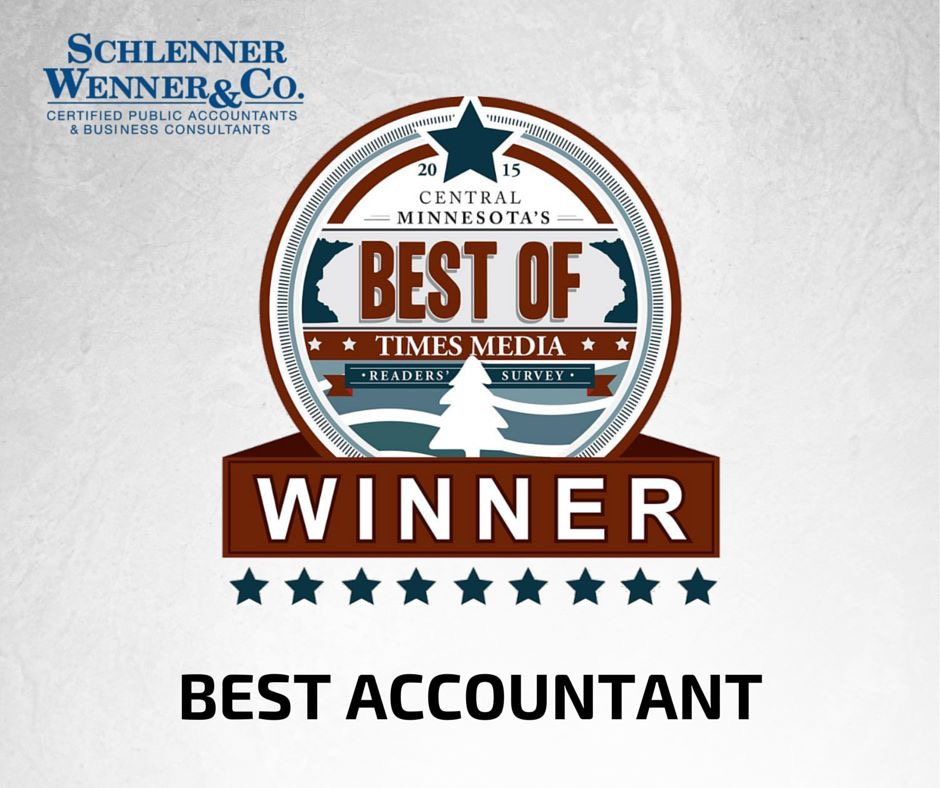 Best Accountant of Central Minnesota