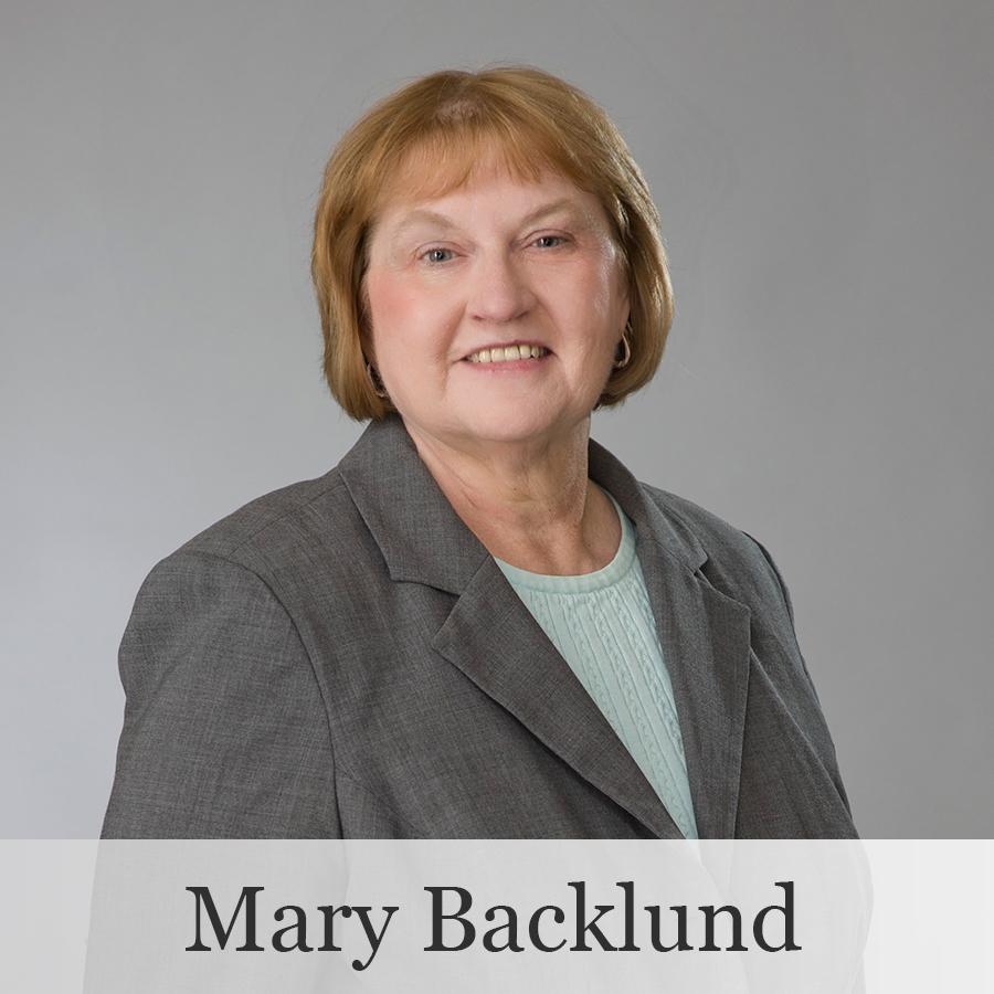 Mary Backlund