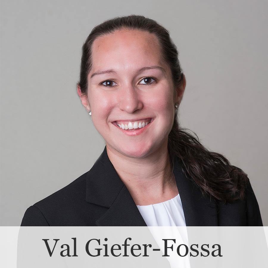 Val Giefer-Fossa