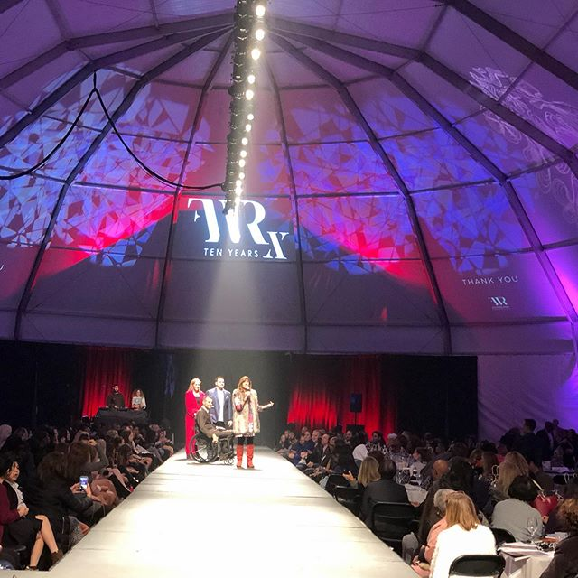 Day three in the books! . . . #roc #rochester #roctherunway #fwr #fwrx #fwr2019
