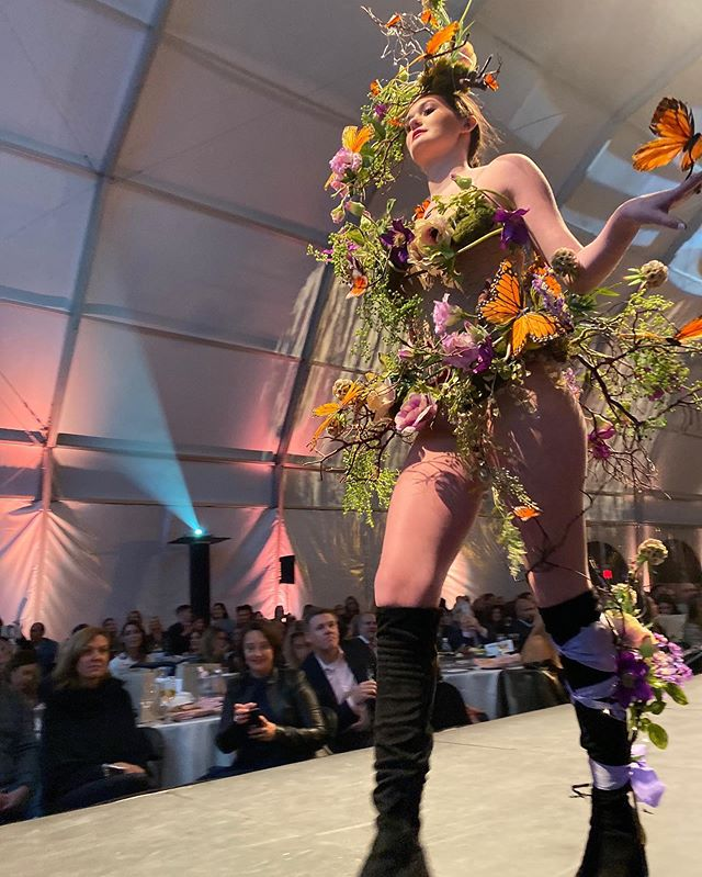 Whimsy. #FWR Thursday, Oct 17 . . . #roc #rochester #roctherunway #fwr #fwr2019