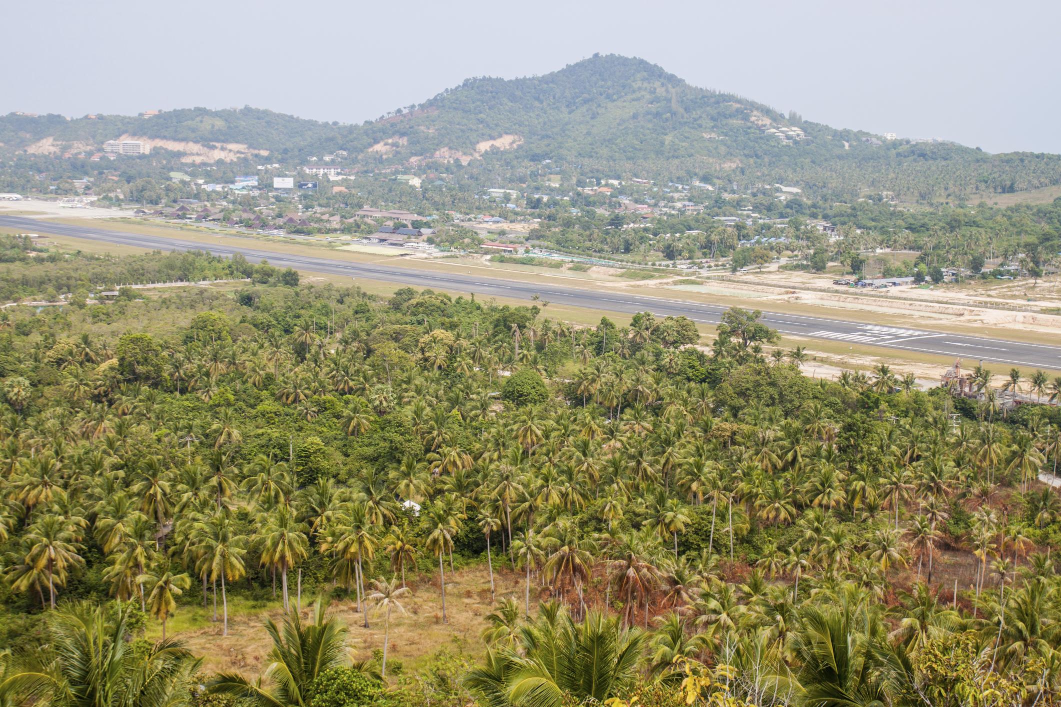 Unfamiliar Airfield