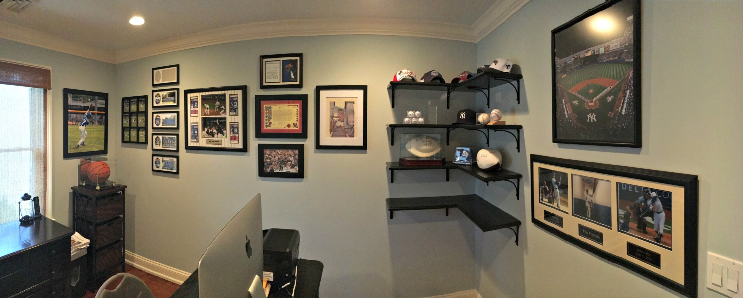 Copy of Office Memorabilia Room