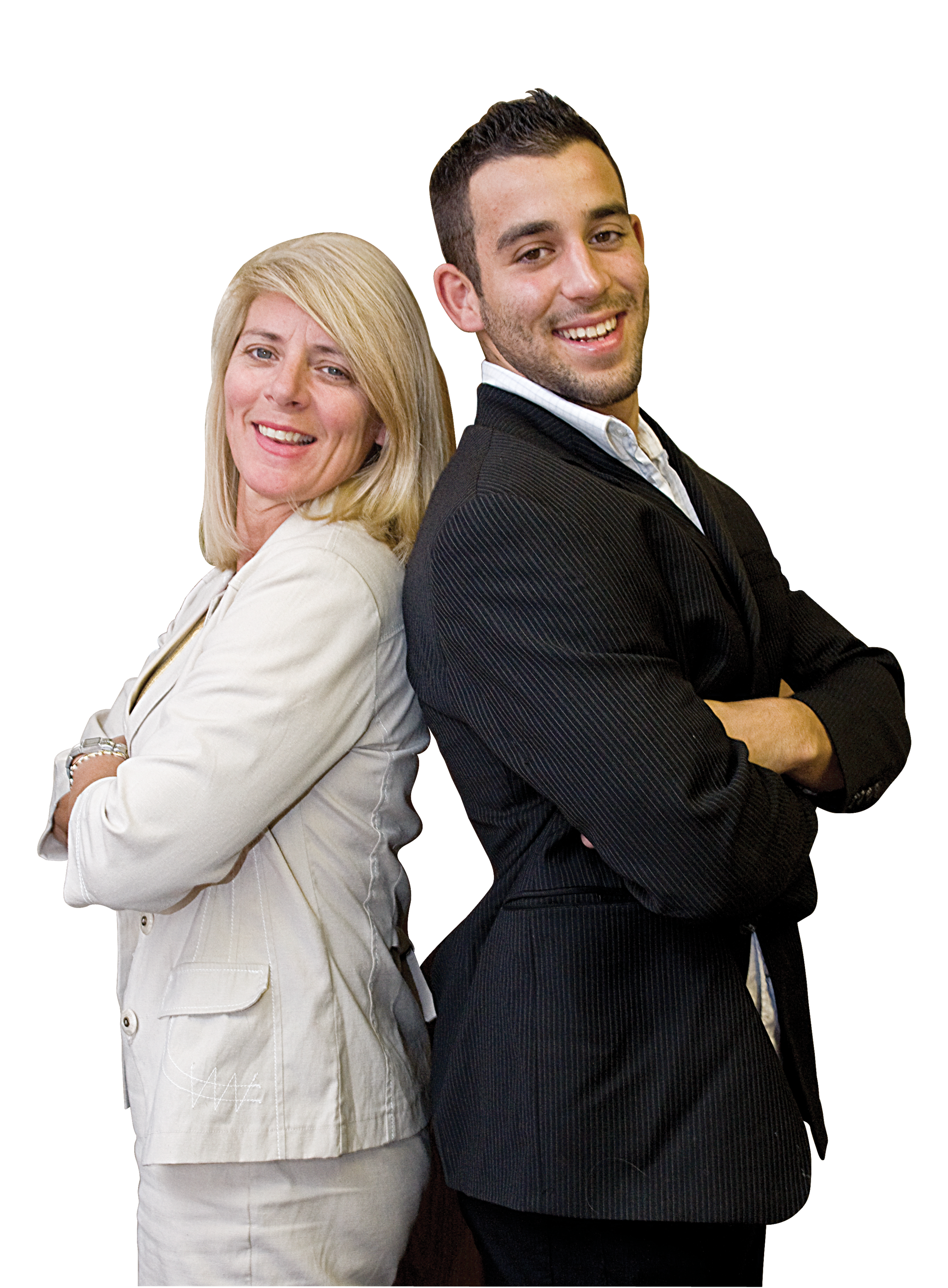 Murielle et Karim Filiou