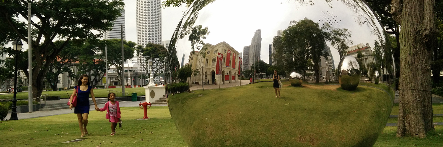 A city state of Art - How is public art in Singapore?
