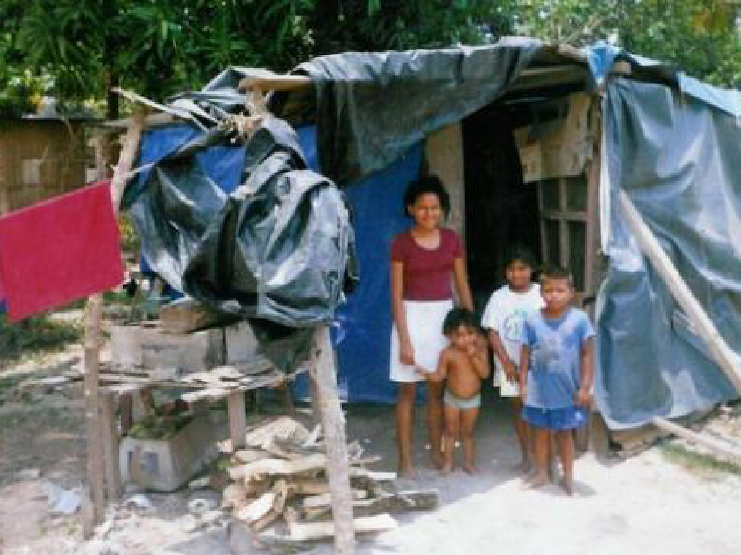 Extreme Poverty in Honduras