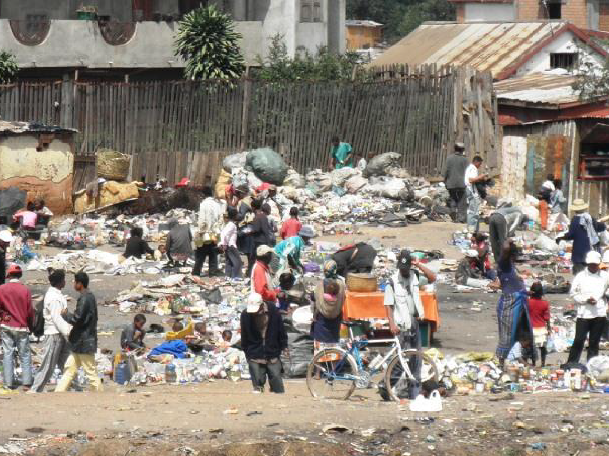 Extreme Poverty in Madagascar