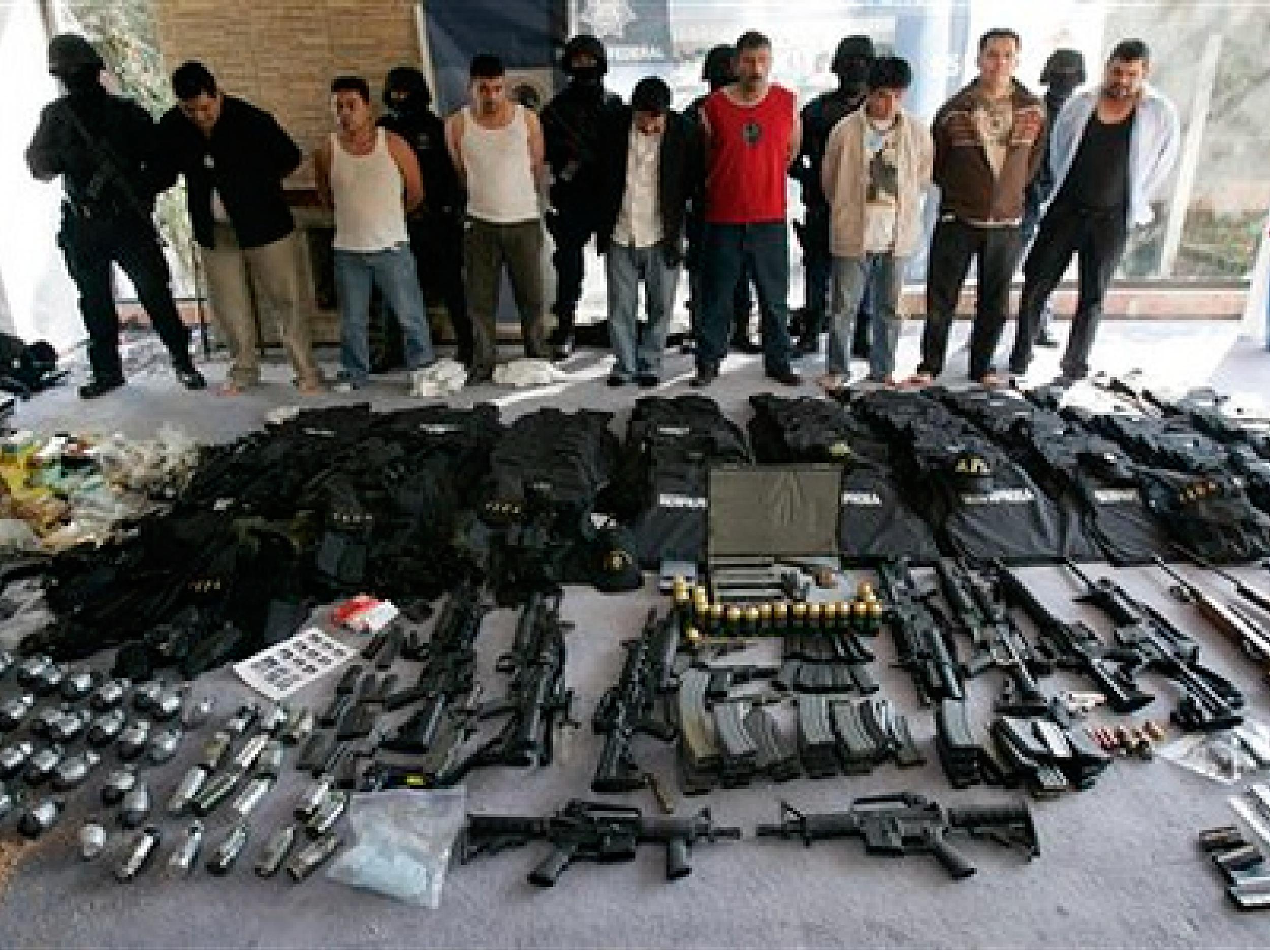 Drug Violence in Mexico