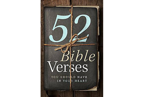 Youth Bible Studies - 52 Bible Verses You Should Have in Your HeartLeaders:  Nicole DeLong Each week, the youth will explore one verse from the Bible and discuss what the verse means--both literally and individually, its context with other verses and why it matters in their daily life. They will read from different versions of the Bible (ESV, NIV, HCSB, etc.), write down their favorite version, be encouraged to memorize it and reflect on the verse throughout the week.