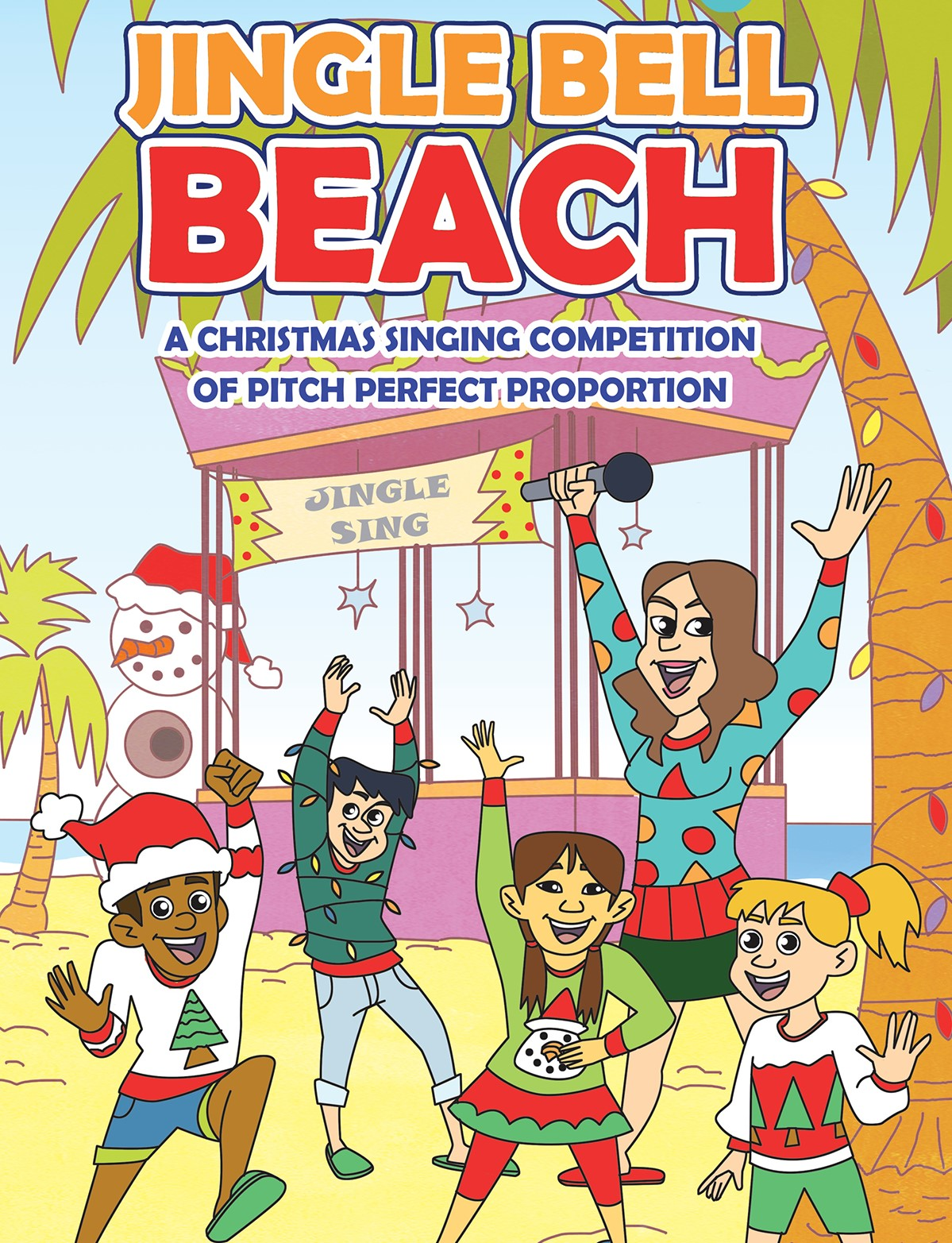 Wednesday, December 13, 6:30 pm  - JINGLE BELL BEACHA Children's Christmas MusicalDinner will take place as usual at 6:00 pmAll other classes will be suspended for the evening.