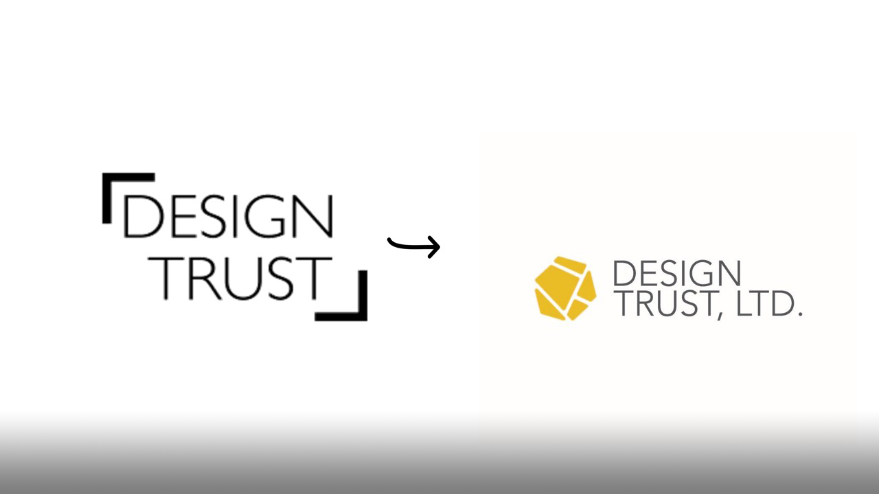 """The new logo for DTL includes a """"reimagined square"""" – the reassembling of a square into a new shape. This ability to transform represents DTL's commitment to elevating each other as professionals through transformative experiences."""