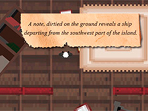 Roanoke - by Mike VaspasianoA top-down exploration game where you play as John White, an investigator sent by Sir Walter Raleigh to explore the disappearance of the missing settlers on Roanoke Island.