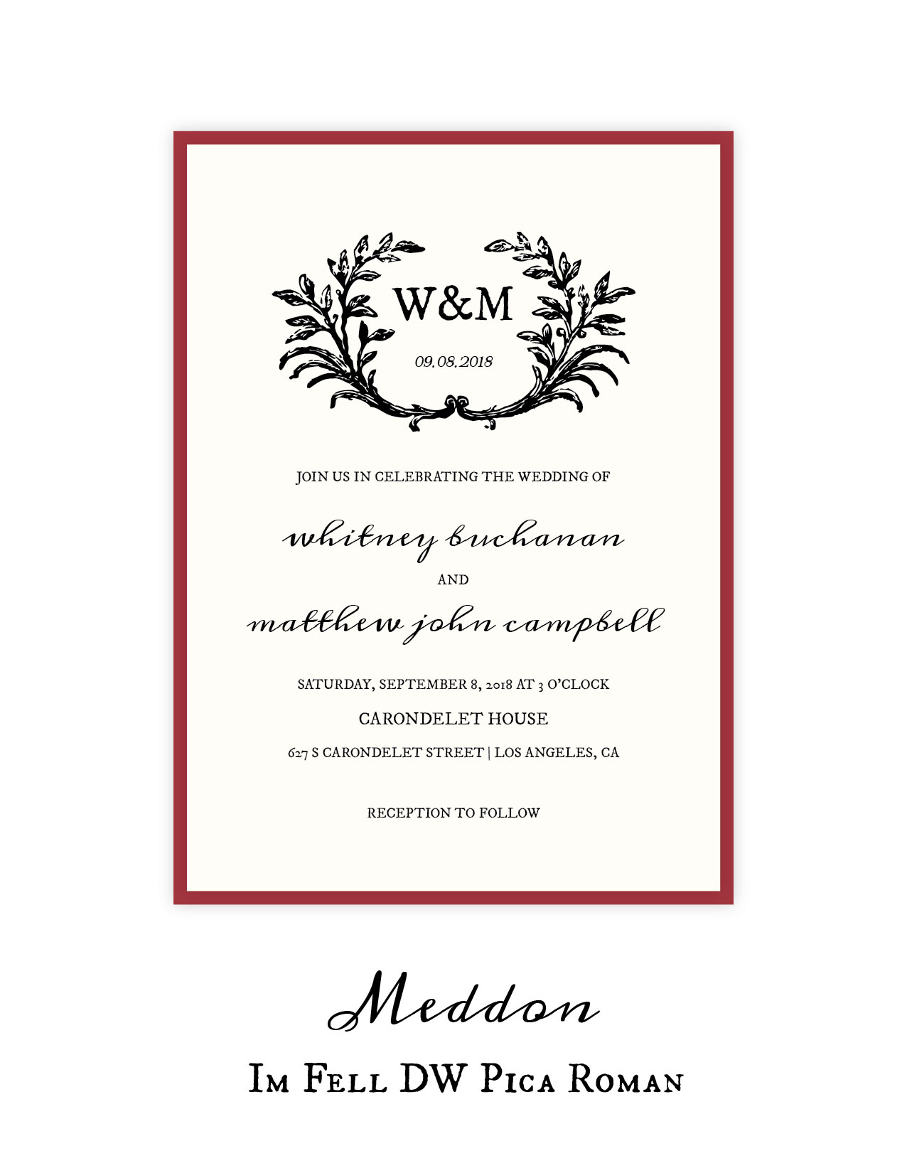 Wedding Fonts_3_Meddon.jpg