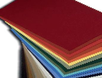 Fabric colours