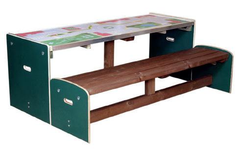 Picnic Play Table