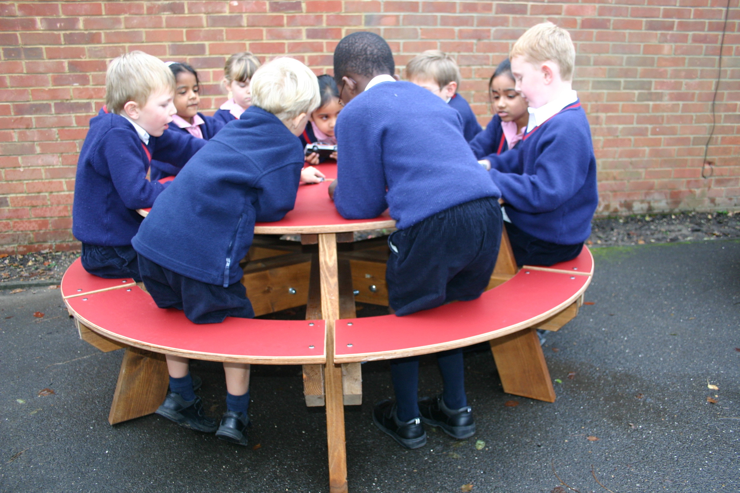 Padfield Bench Red for school playgorunds.jpg