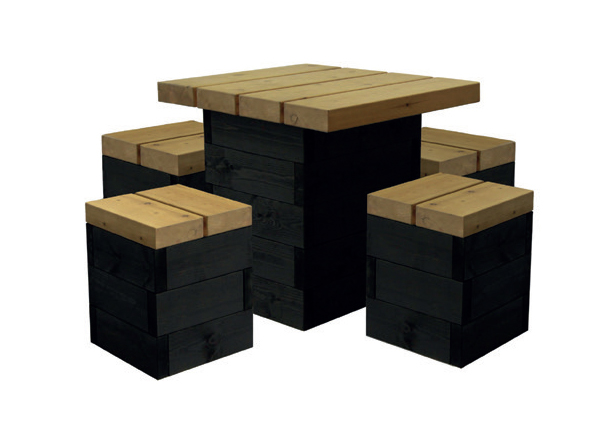 Cube - 4 : Code L1598  W 1820mm x D 1820mm x H 795mm
