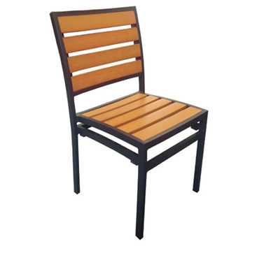 Chair Orange  Code PWKCO W 470 x D 500 x H 830mm