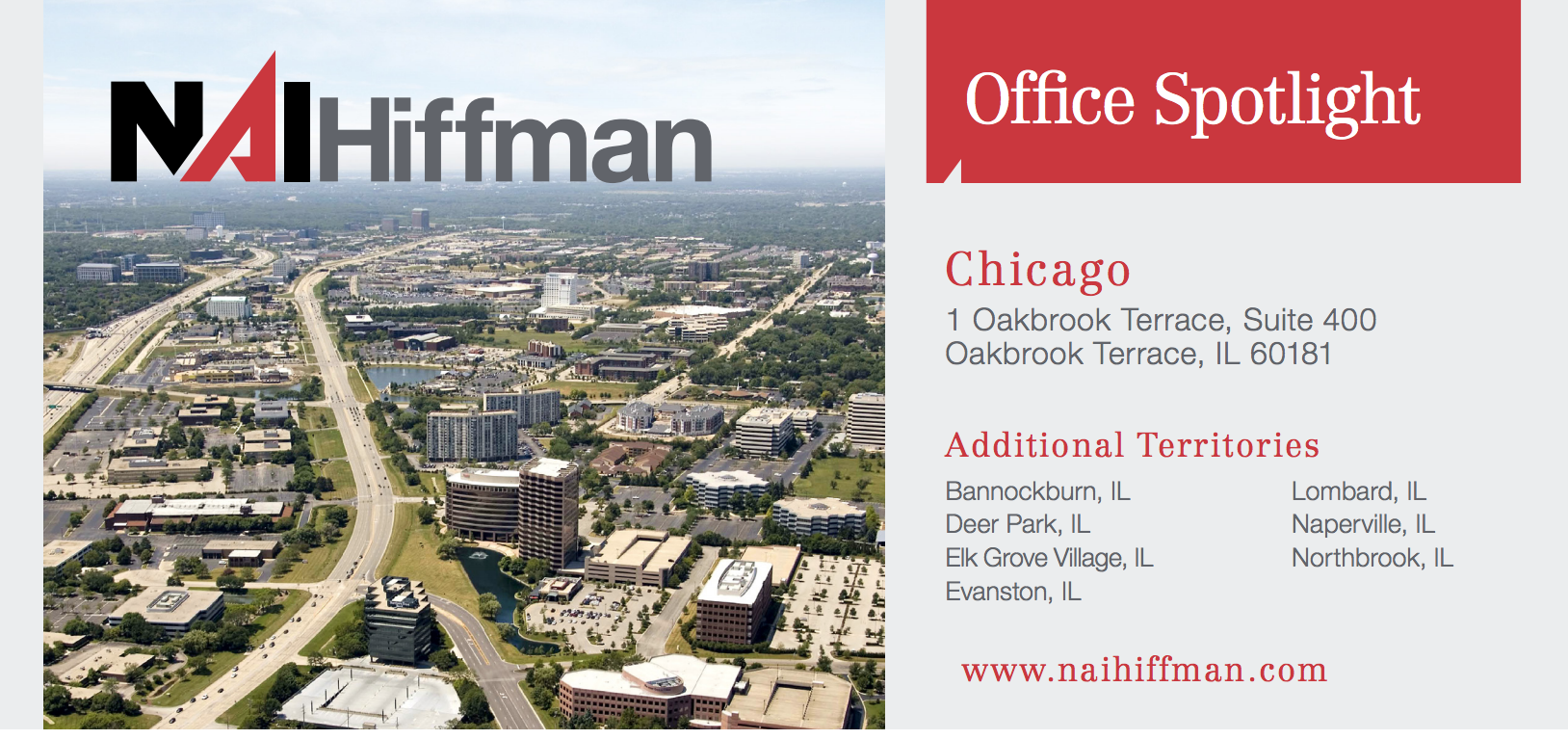 Office Spotlight NAI  Hiffman