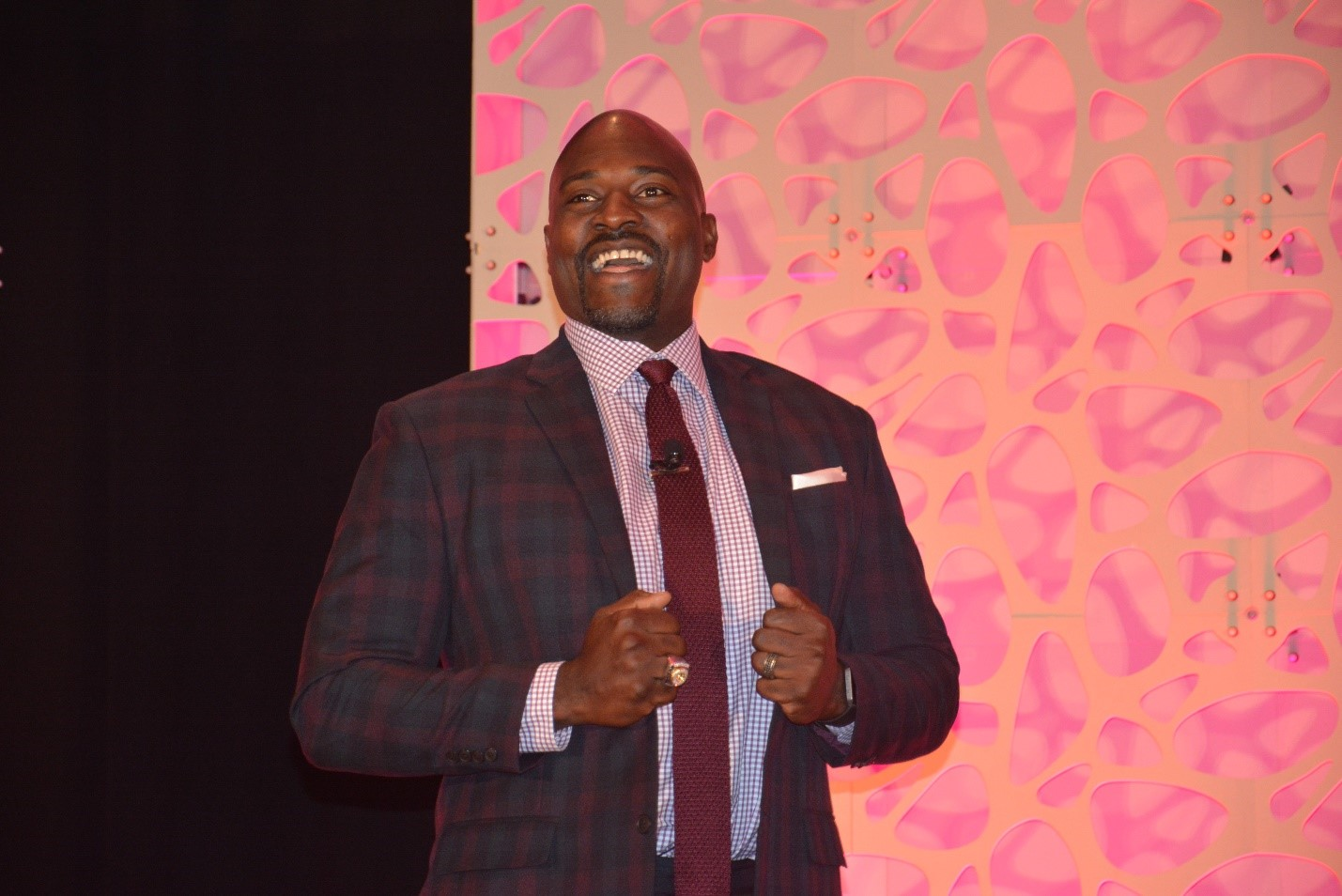 Marcellus Wiley from convention 2.jpg
