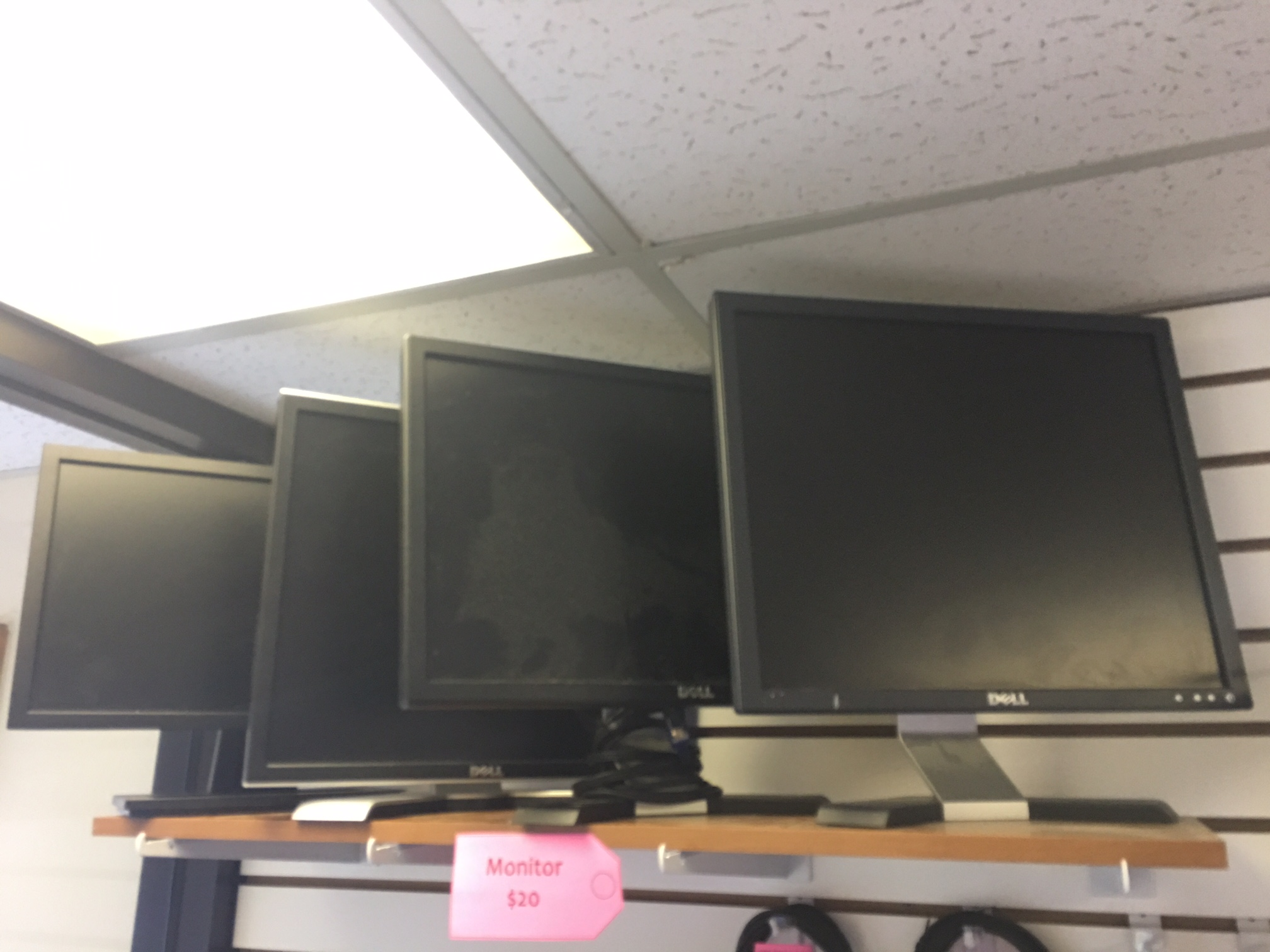 Used Flat Screens Monitors