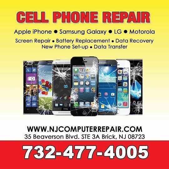 Is your iPhone or Samsung screen cracked? Bring it in for same day repairs. M-F 9am to 5pm. Sat 10am to 2pm. And we still do computer repair and virus removals! https://www.njcomputerrepair.com/cell-phone-repair/ #cellphonerepair #cellphonescreen #virusremoval #computerrepair