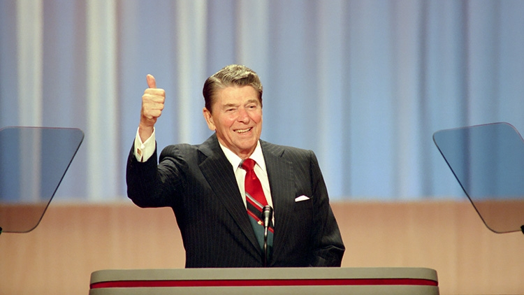 The Reagan Show - Dogwoof Documentary