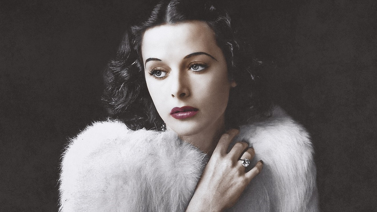 <H3>BOMBSHELL: THE HEDY LEMARR STORY</H3>