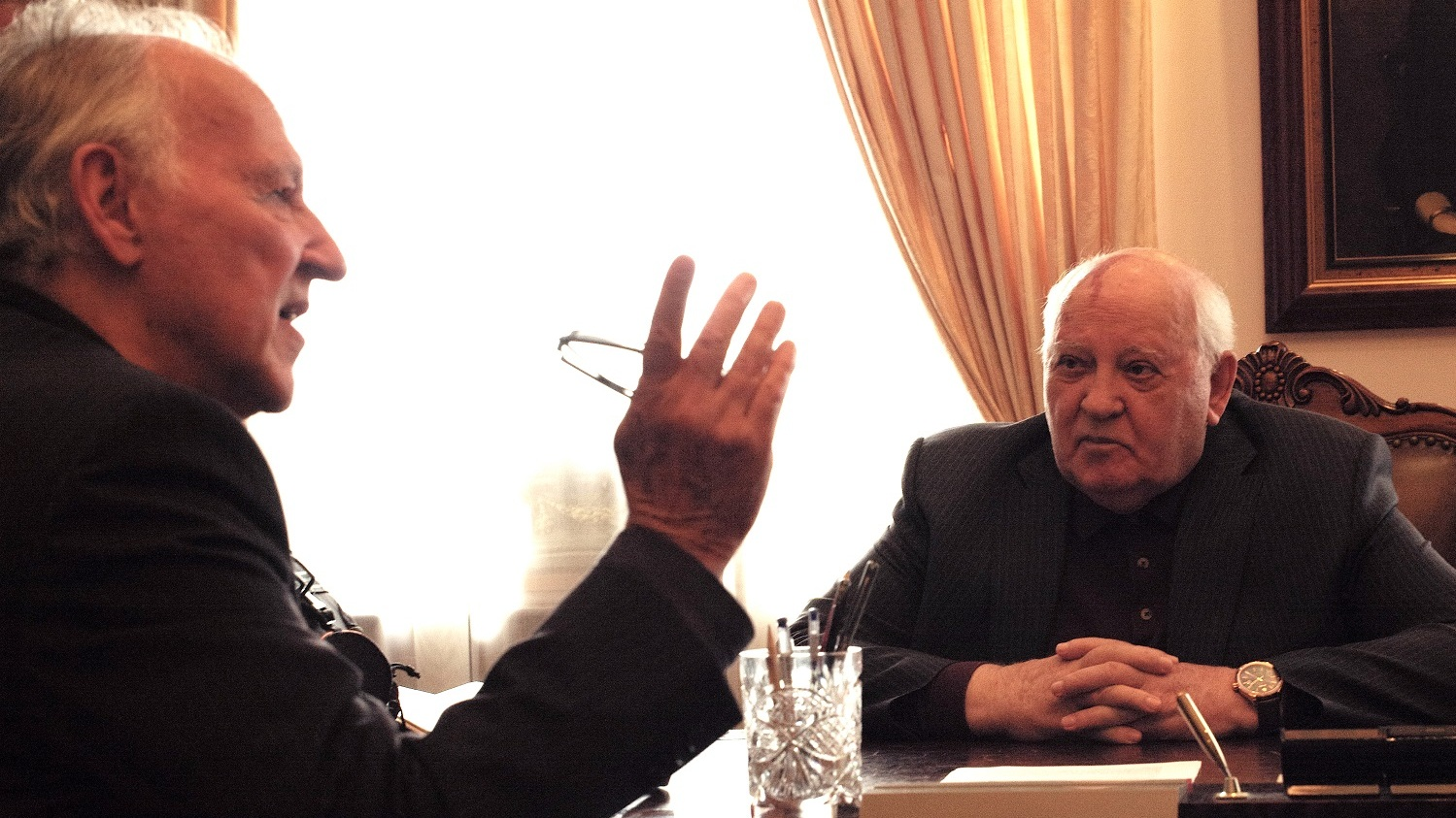 Meeting Gorbachev - Dogwoof Documentary