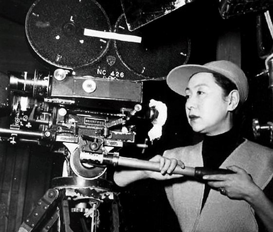 Kinuyo Tanaka - Women Make Film - Dogwoof Documentary