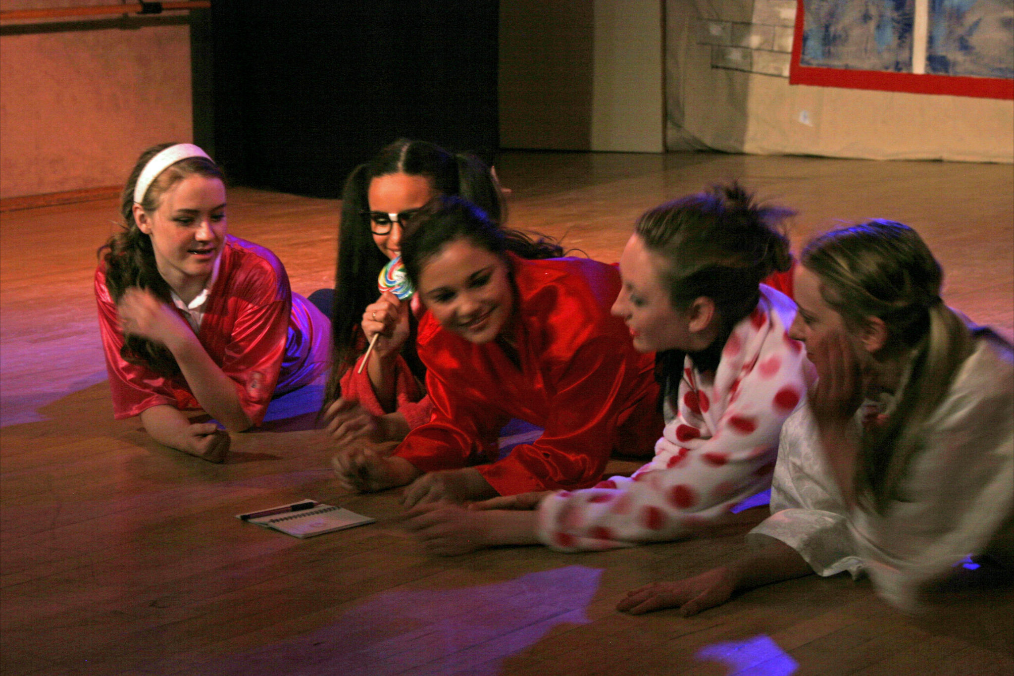 Talent Group Program: Grease