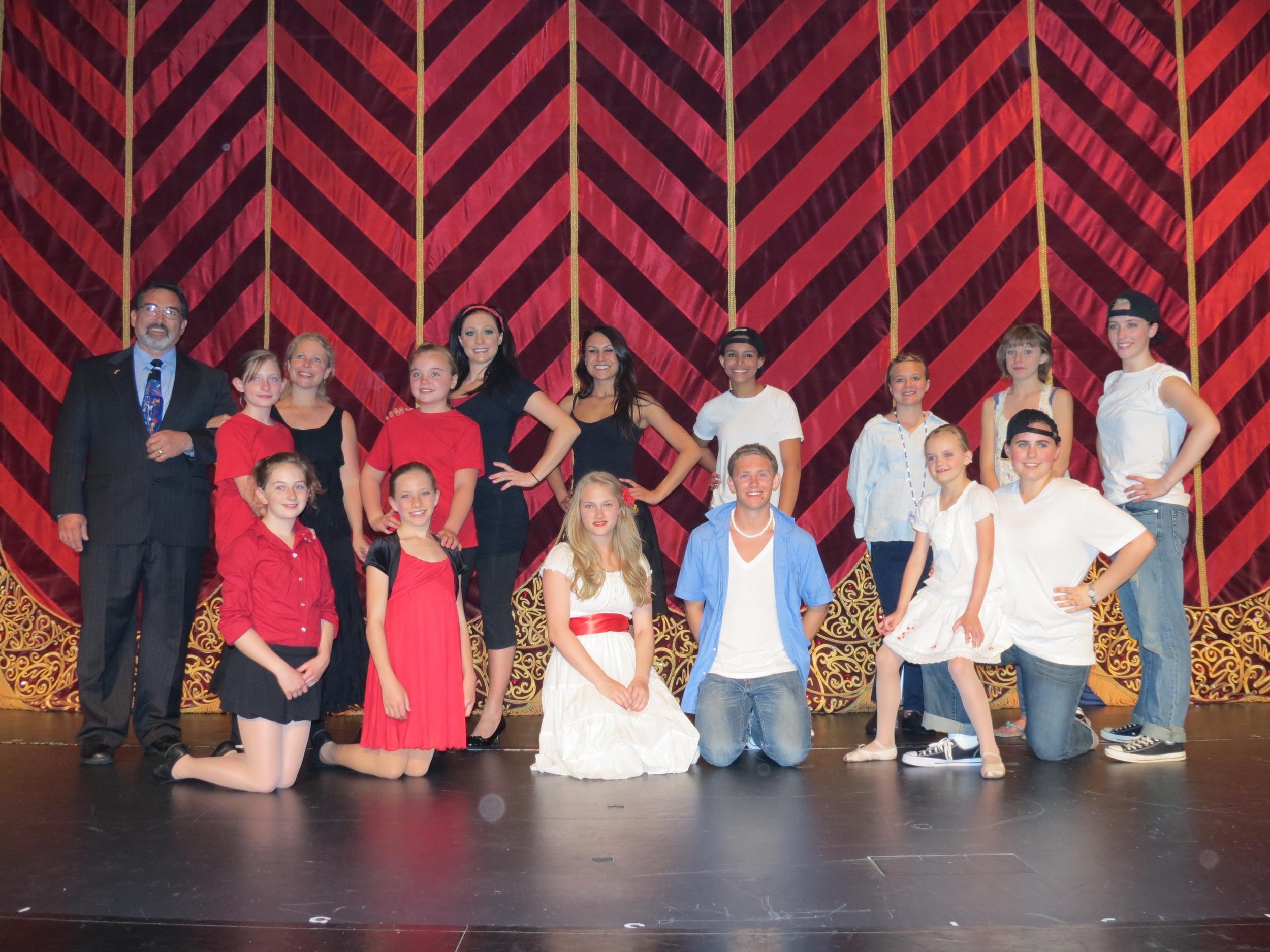 Talent Group Program: Royal Caribbean Cruise
