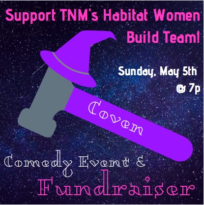 SHOW TICKETS:  BUY  RAFFLE TICKETS:  BUY  DONATION LINK:  GIVE