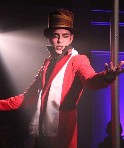 Brian as Saucy Jack in  Saucy Jack & the Space Vixens  (2015)