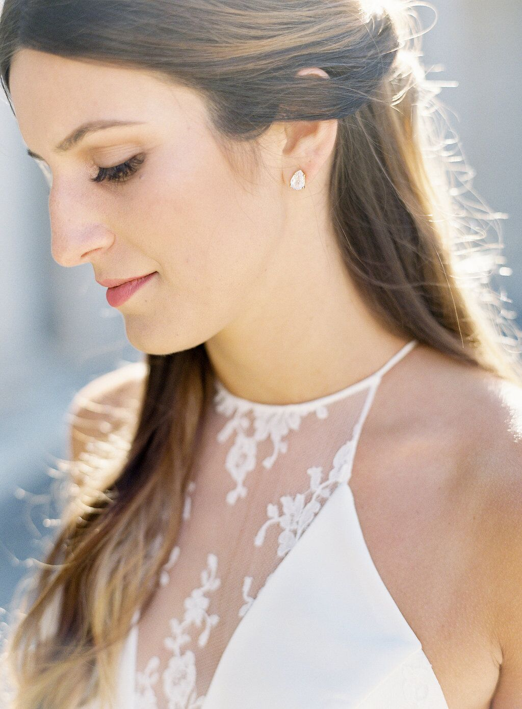 WEDDING SPARROW: SPRING BRIDAL LOOK