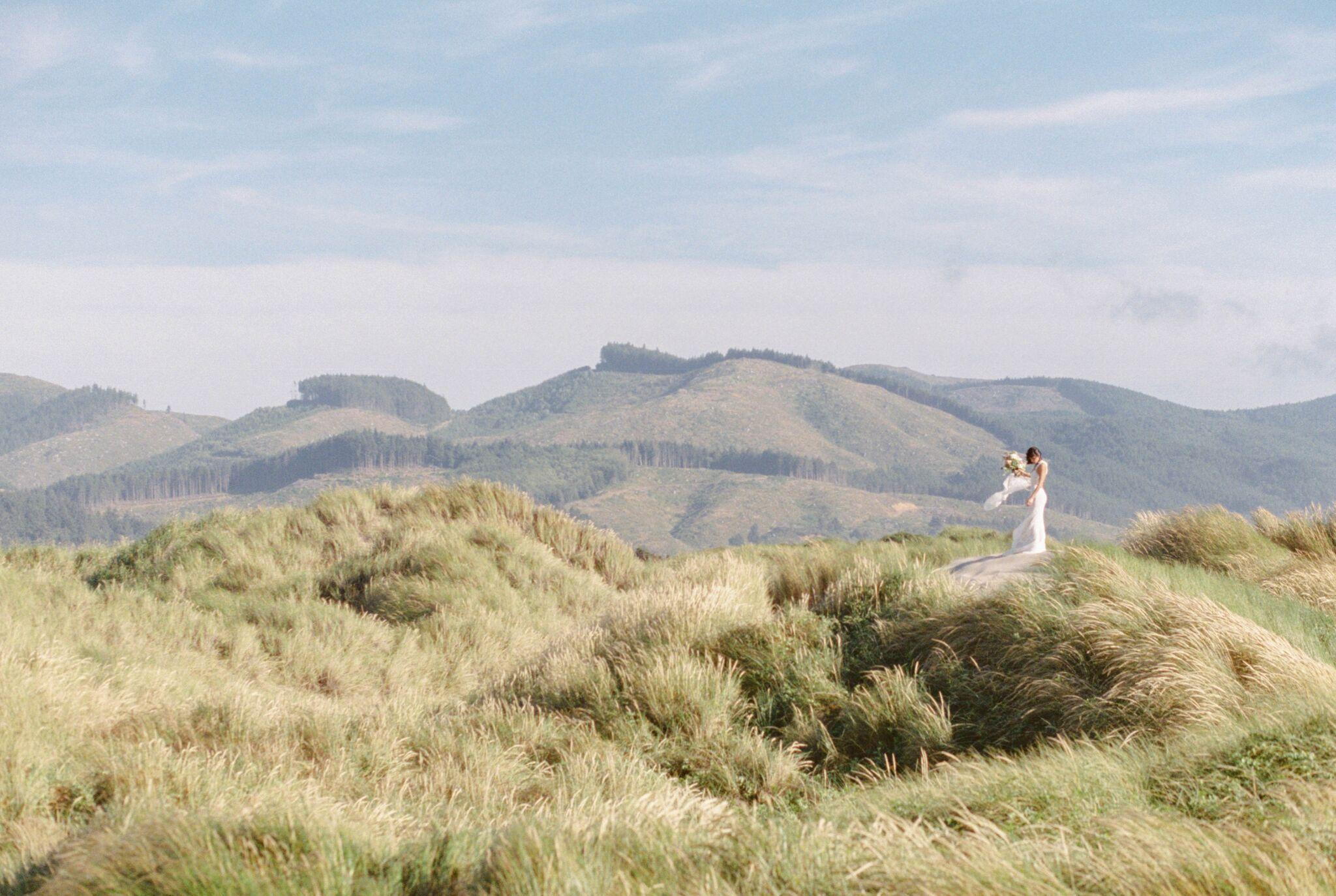 Hochzeitsguide: Footprints in the Sand