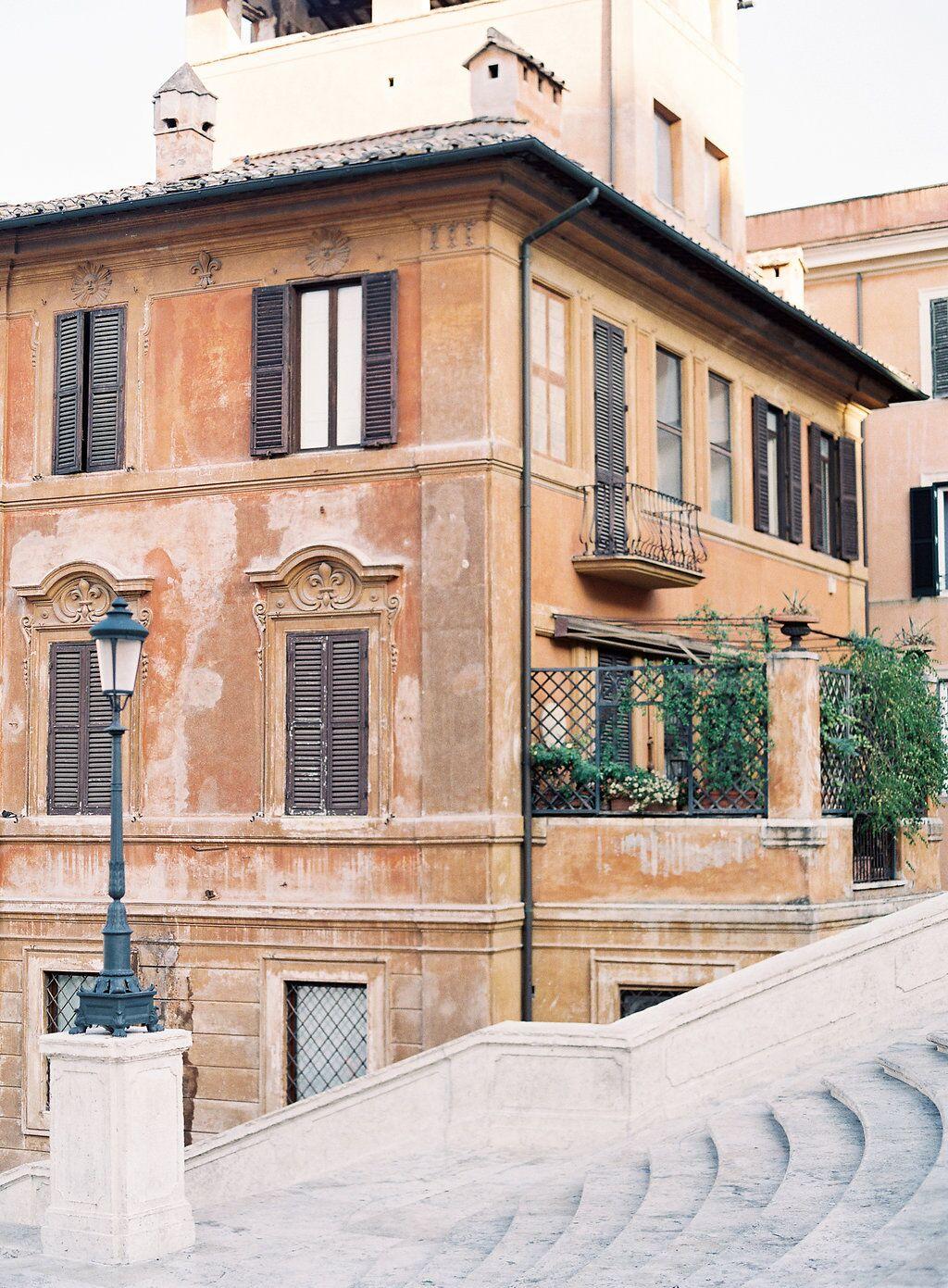 Rome Elopement