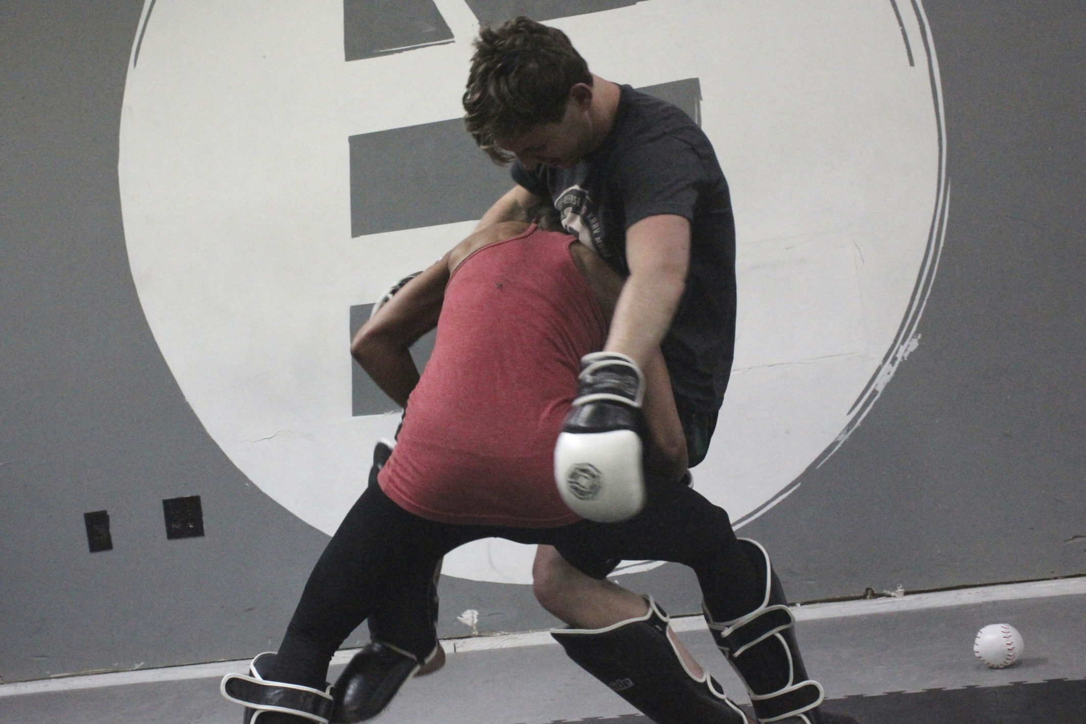 GRAPPLING & TAKEDOWNS I -