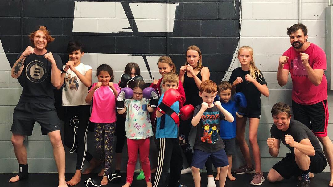 CHAMPIONS NINJA SUMMER CAMPS - Ages 8-14