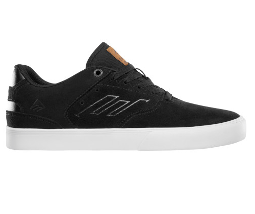 Emerica Reynolds Low Vulc Black/Brown -